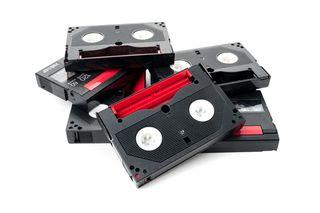 Cheap 8mm Hi8 Digital8 video tape transfer in UK