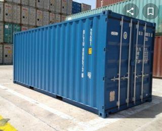 necesito contenedor Marítimo de 12 metros