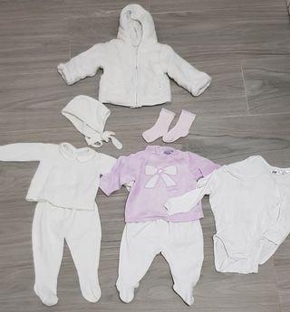 lote de ropa recien nacido