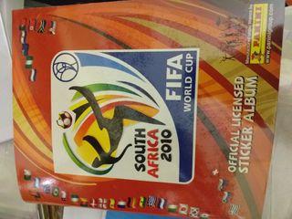 coleccion completa south África 2010