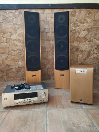 Equipo de sonido (música).
