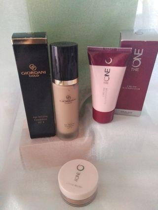 Lote Especial Maquillaje 3 productos