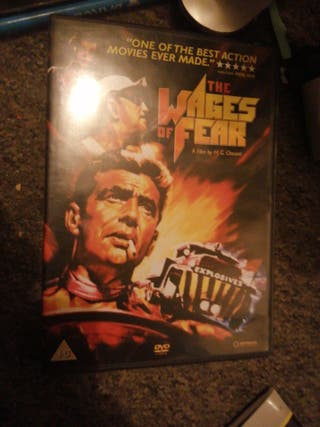 the wages of fear dvd