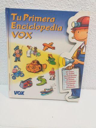 TU PRIMERA ENCICLOPEDIA VOX