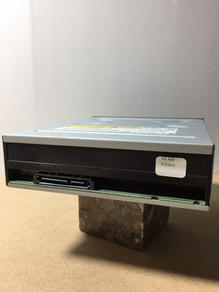 Lector Blu-ray y HD con grabador DVD