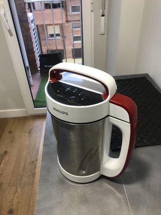 Licuadora y robot de cocina Philips Soup Maker