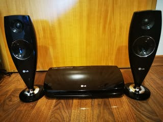 Dolby surround LG full hd