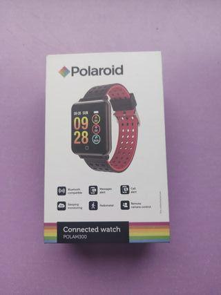 Reloj inteligente smartwatch polaroid NUEVO !!!