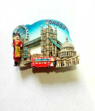 figura representativa de Londres
