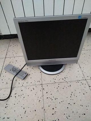 pantalla plana TV Samsung