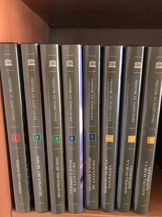 Enciclopedia descubrir el mundo
