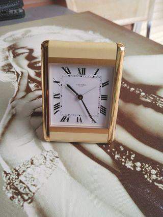 reloj Cartier vintange