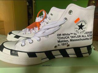 Converse off white talla 41,5