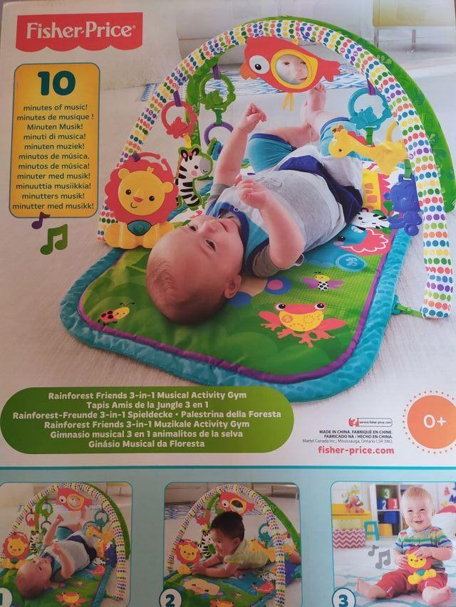 gimnasio juguete bebe