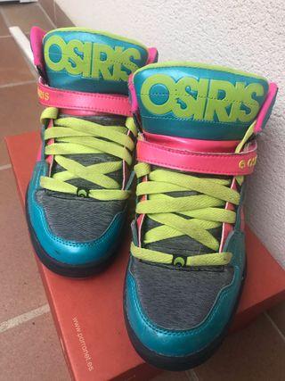 Zapatillas Osiris 36,5