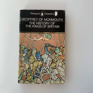 book | geoffrey of monmouth