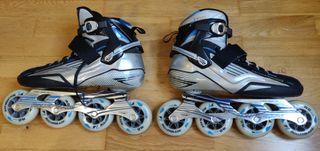 patines velocidad nuevos Rollerblade
