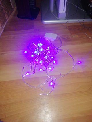 luces decorativas