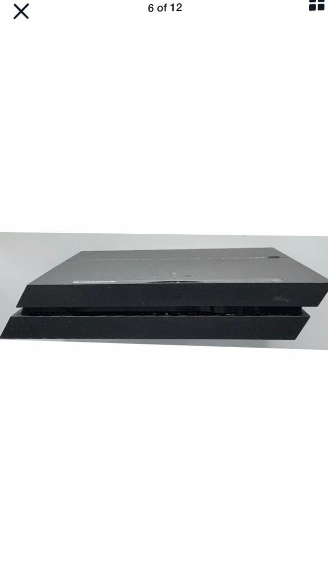 PS4 - 500GB - BLACK