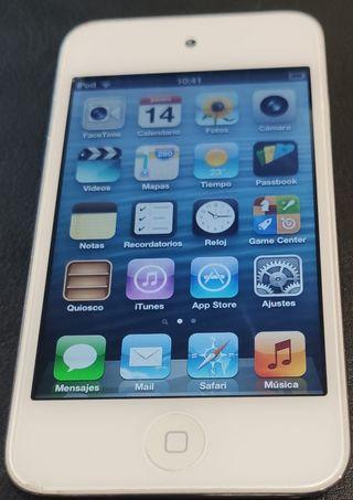 Ipod Touch Apple Blanco 8 GB.