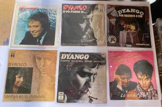 Singles Vinilo Dyango