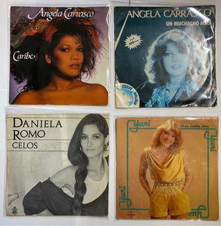 Singles de Vinilo