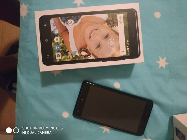 smartphone 5 Android