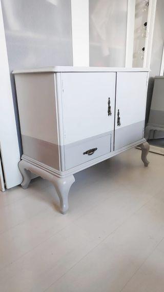 Mueble vintage gran capacidad