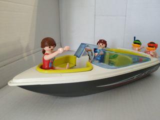Playmobil 4862 Lancha familiar