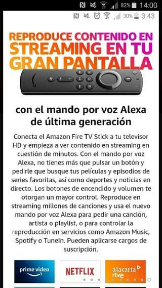 * AMAZON FIRE TV *