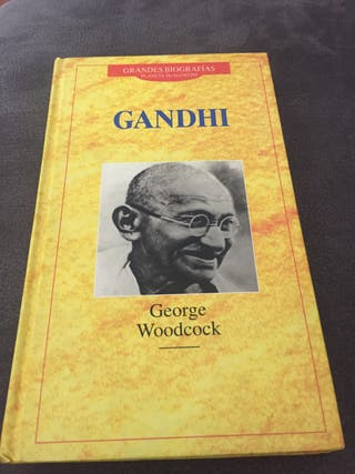 Libro Ghandi