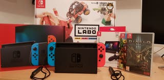 Nintendo Switch Lote