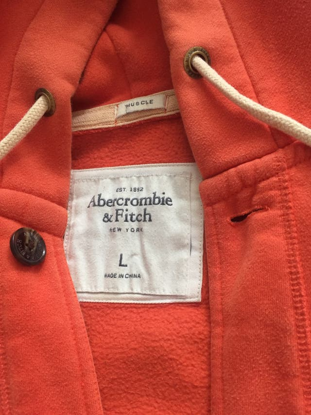 Chaqueta Abercrombie and Fitch