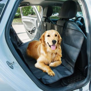 Cubierta Asiento Coche Perro Impermeable 147x137cm