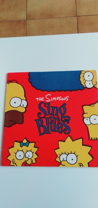 Vinilo The Simpsons