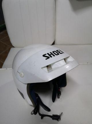casco shoei trial TR2 clasico tallaM vintage