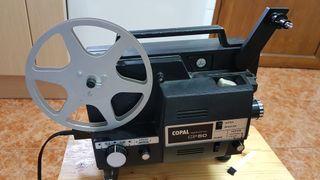 proyector copal cp50 super 8