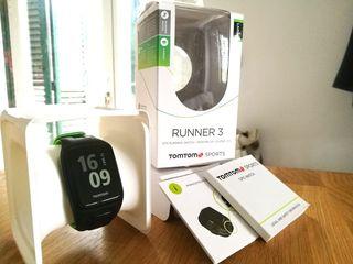 Reloj Tomtom Runner 3 GPS
