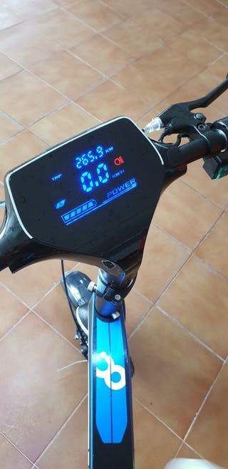 Bici robster x1 electrica