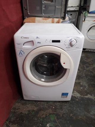 lavadora de 8 kilos Candy