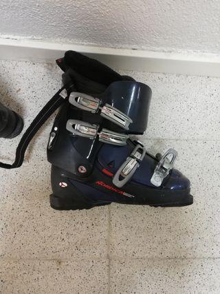 Botas esquí montaña Nordica
