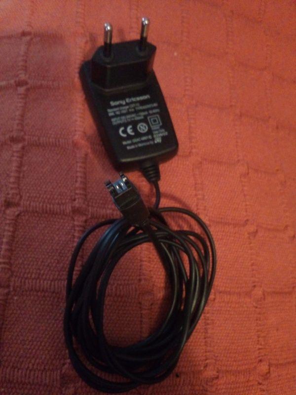 cargador Sony Ericsson