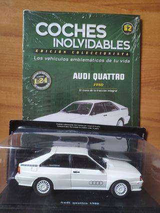 Audi quattro 1980 1:24 Salvat