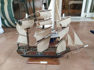 maquetas veleros
