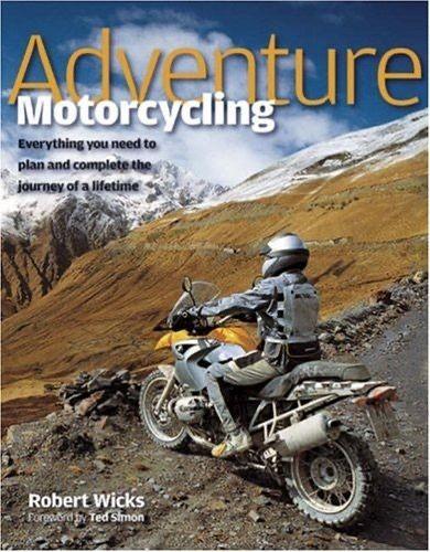 Libros técnicos de aventura en moto