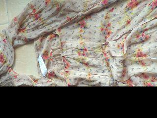 Blusa seda premama Talla L. Zara