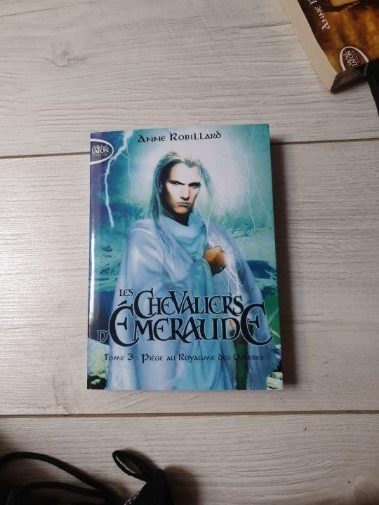 Les Chevaliers d'Émeraude: Tome 3