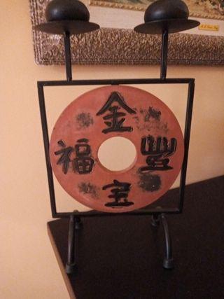portavelas chino