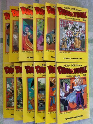 dragon ball libros
