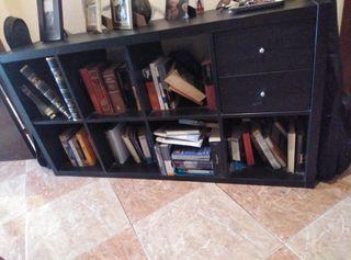 Mueble versatil Ikea + 2 cajones del murble